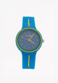 blu/giallo