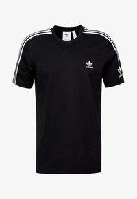 TECH TEE - T-shirt con stampa - black