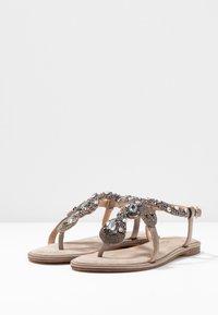 Alma en Pena - T-bar sandals - taupe - 4