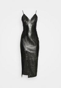 Mossman - THE PHANTOM DRESS - Robe fourreau - black - 4