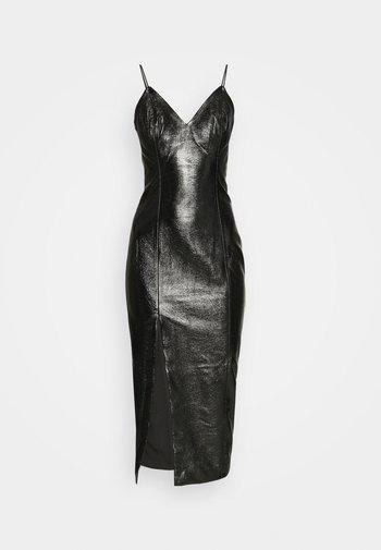 THE PHANTOM DRESS - Fodralklänning - black