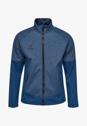 HMLASSER  - Windbreaker -  sea melange