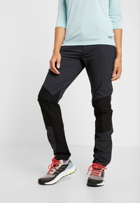 8848 Altitude - TRINITY PANTS - Trousers - charcoal - 0