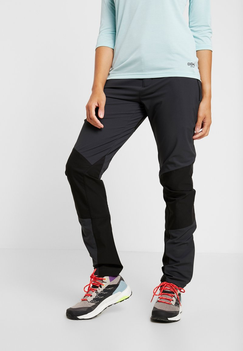 8848 Altitude - TRINITY PANTS - Trousers - charcoal