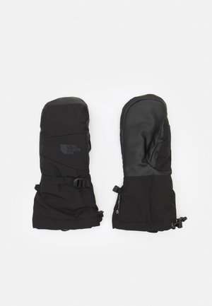 MONTANA FUTURELIGHT ETIP MITT - Muffole - black