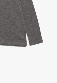 Esprit - HALL - Long sleeved top - dark heather grey - 3