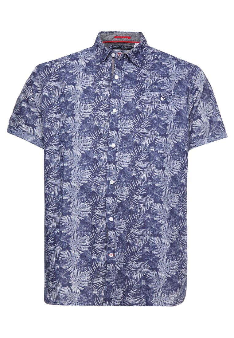 Duke - SHELDON - Shirt - navy