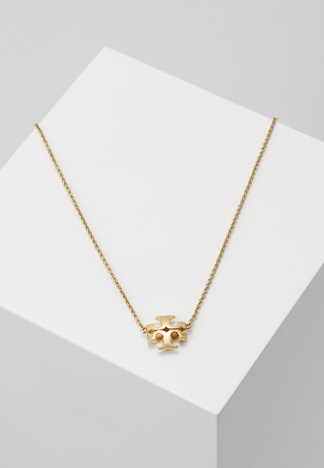 KIRA PENDANT NECKLACE - Necklace - gold-coloured