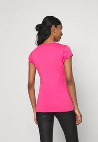 G-Star - CORE EYBEN SLIM - Basic T-shirt - rebel pink - 2
