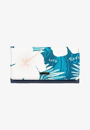HAZY DAZE - DREIFACH FALTBARES - Wallet - mood indigo grange fleur