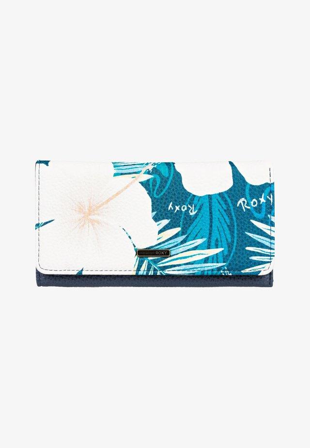 HAZY DAZE - DREIFACH FALTBARES - Portemonnee - mood indigo grange fleur