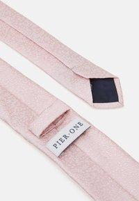 Pier One - SET - Corbata - 401 - light pink - 4