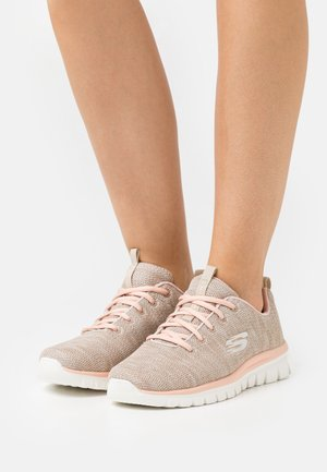 GRACEFUL - Sneakers basse - beige