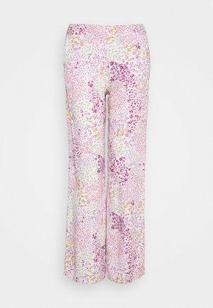 NOLIA PANTALON - Pyjamasbukse - rose