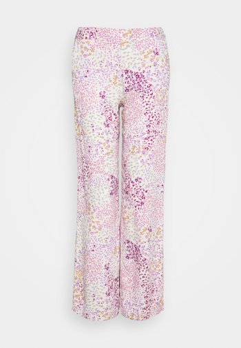 NOLIA PANTALON - Pyjamabroek - rose