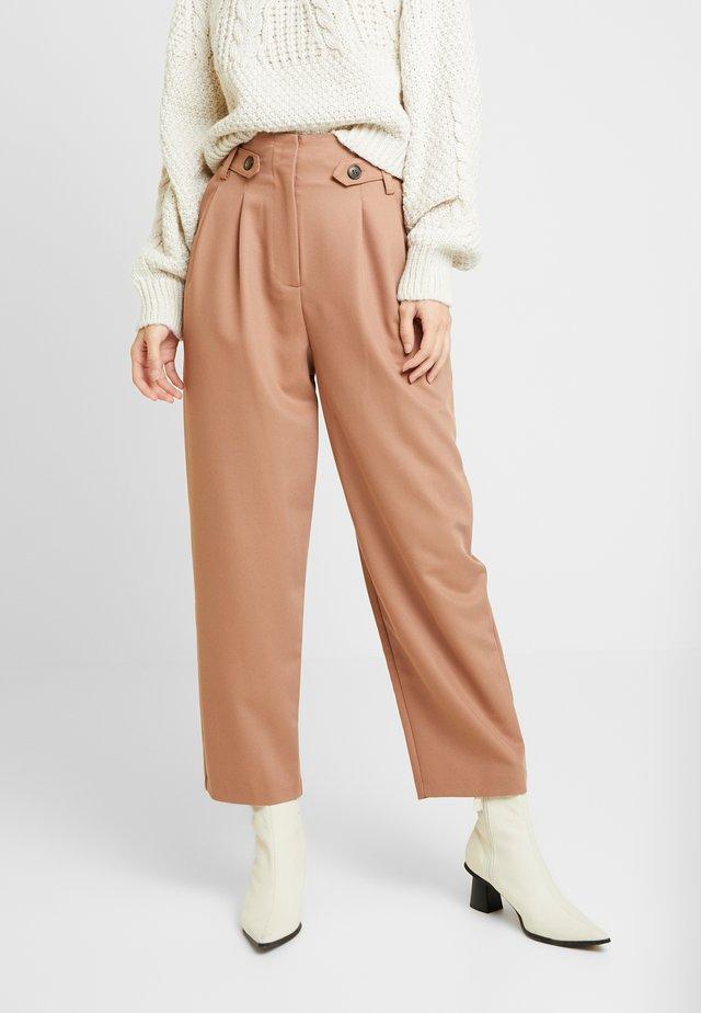HANNAH UTILITY - Pantalon classique - cam