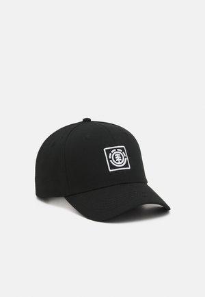 TREELOGO - Cap - flint black