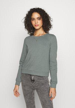 ONLWENDY ONECK - Sweatshirt - balsam green