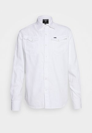 ARC 3D SLIM SHIRT L\S - Skjorter - white