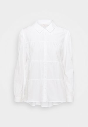 MALINKA - Button-down blouse - snow white