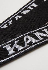 Karl Kani - COLLEGE CLICK BELT  - Belt - black - 3