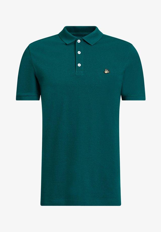 Poloshirt - dark green
