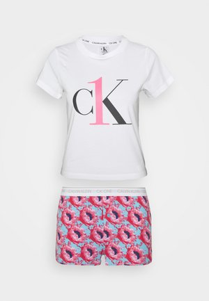 SLEEP PRIDE - Pyjama set - pink smoothie