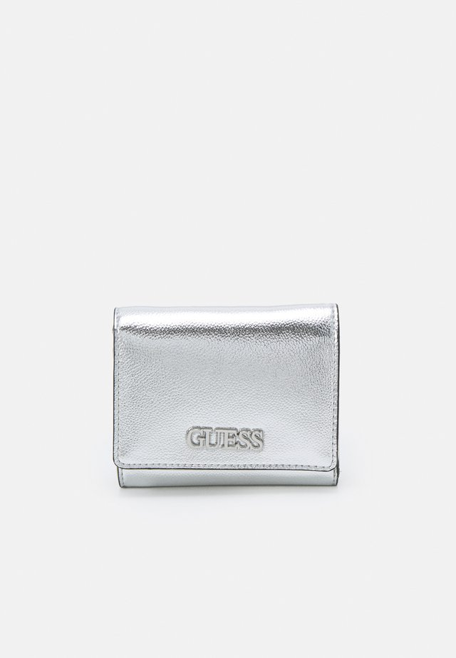 CENTRAL CITY TRIFOLD - Wallet - silver-coloured