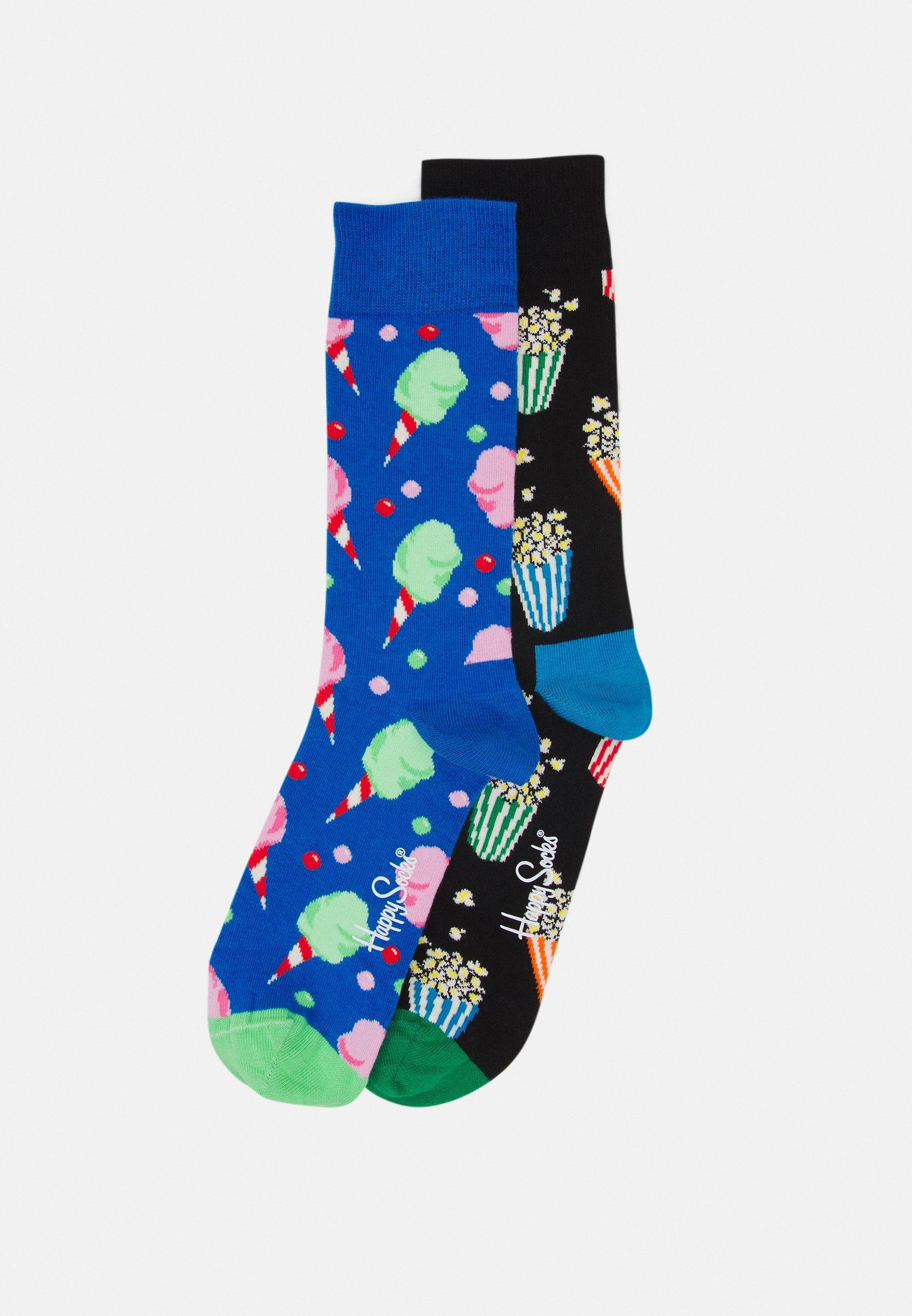 Men 2 PACK SNACKS SOCKS GIFT SET UNISEX - Socks