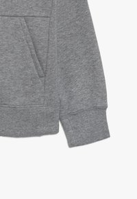 Nike Sportswear - FULL ZIP - Felpa aperta - carbon heather/white - 2