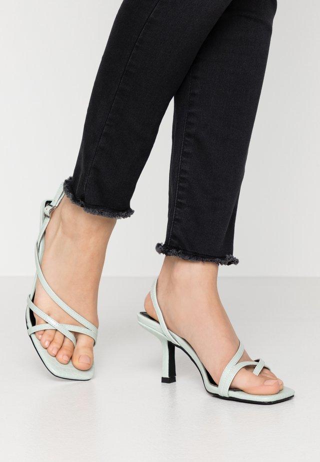 ANINA - Sandals - mint