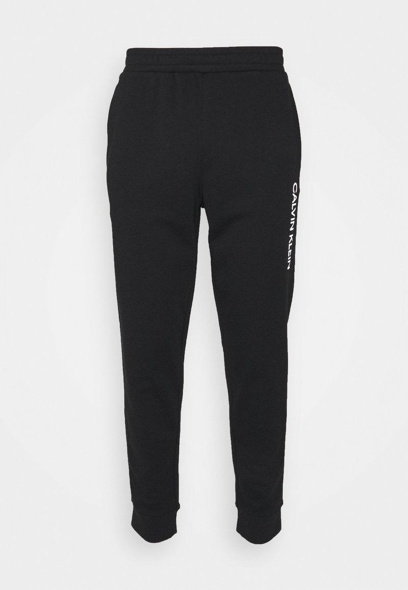 Calvin Klein Performance - PANT - Verryttelyhousut - black
