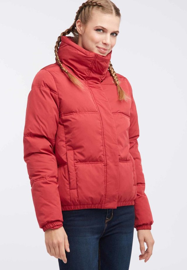 Chaqueta de invierno - dark red