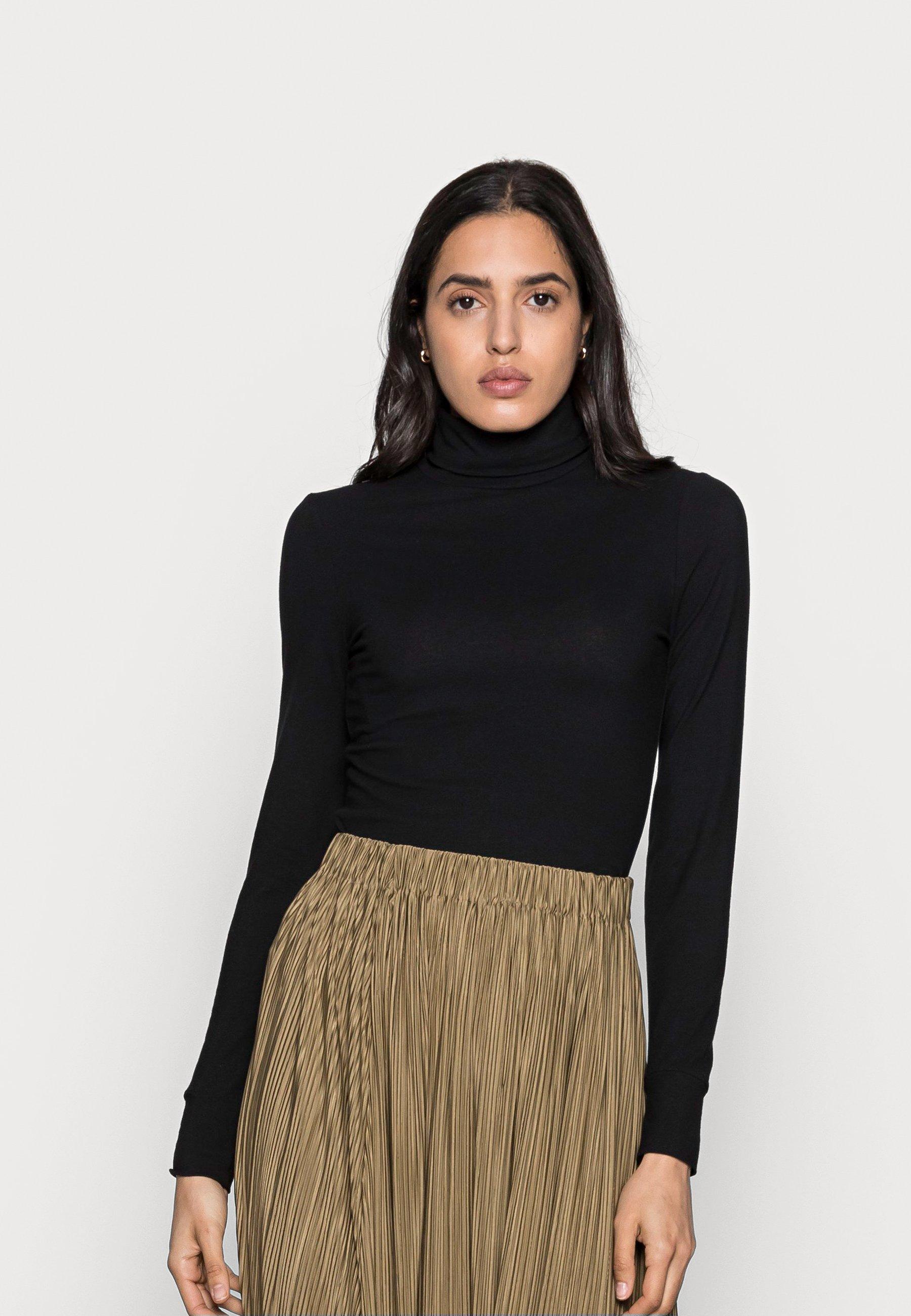 Women FONDA ROLLNECK - Long sleeved top