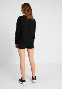 Nike Sportswear - CREW - Sweatshirts - black/white - 2