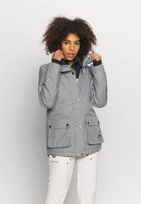 COLOURWEAR - IDA JACKET - Snowboard jacket - grey - 0