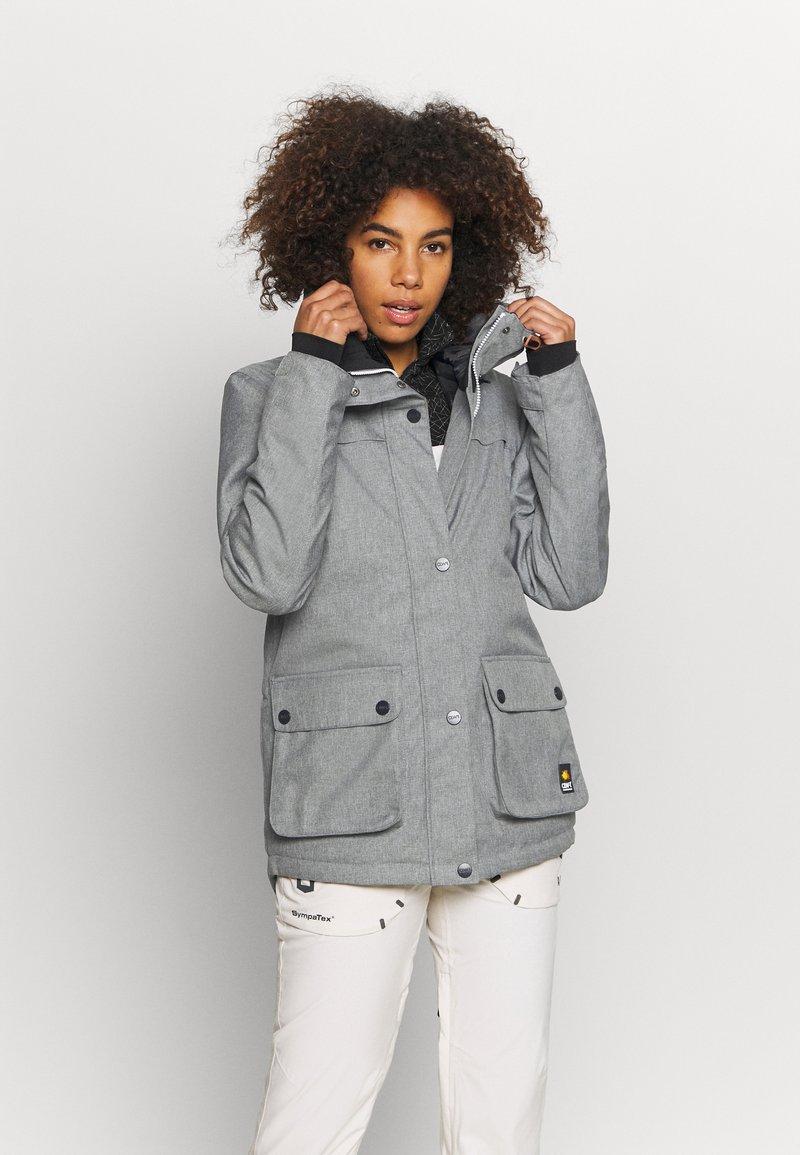 COLOURWEAR - IDA JACKET - Snowboard jacket - grey