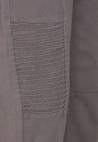 Missguided Petite - BIKER DETAIL RIOT - Tracksuit bottoms - black - 3