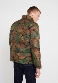 Polo Ralph Lauren - CAP JACKET - Down jacket - british elmwood - 3