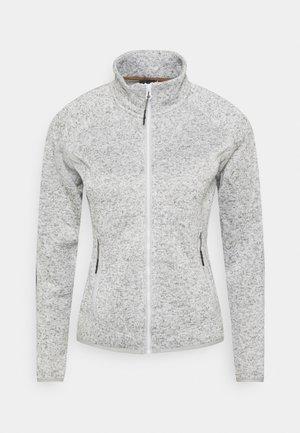 ATALISSA - Fleecová bunda - light grey