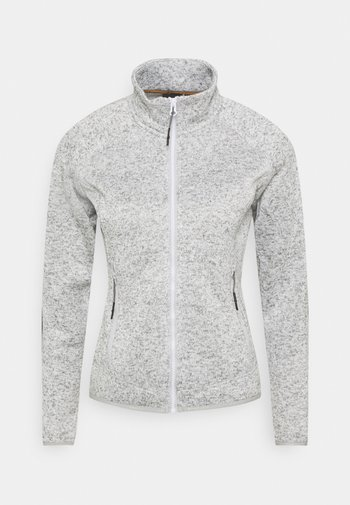 ATALISSA - Giacca in pile - light grey