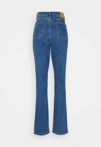 Missguided Tall - COMFORT STRETCH  - Straight leg jeans - light blue - 1