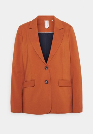 MODERN GIRLFRIEND FIT - Blazer - baked ginger orange