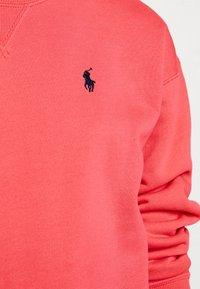 Polo Ralph Lauren - LONG SLEEVE - Sweatshirt - amalfi red - 5