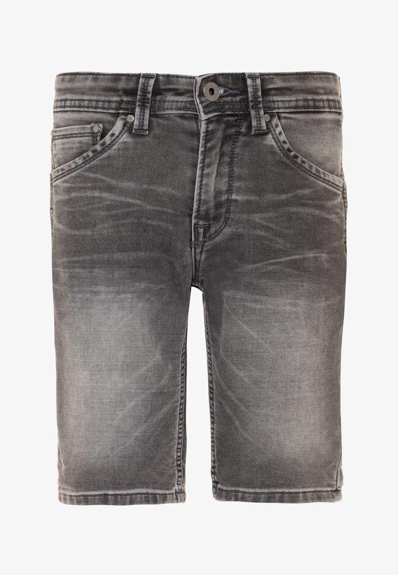 Pepe Jeans - CASHED  - Denim shorts - denim