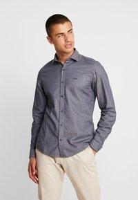 s.Oliver - SLIM FIT - Shirt - vulcano grey - 0