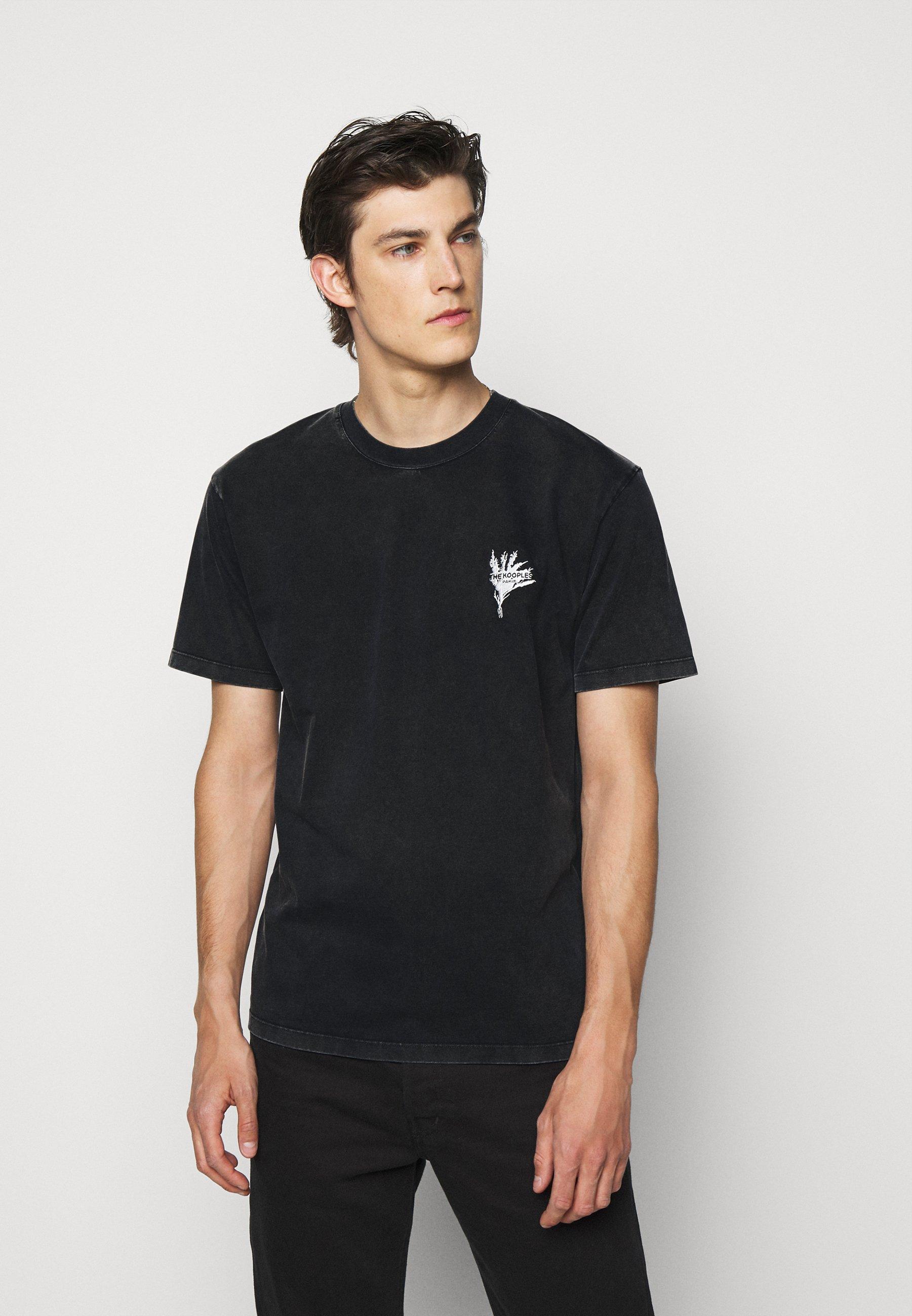 Homme WALK ON THE WILD SIDE - T-shirt imprimé