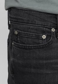 Abercrombie & Fitch - Slim fit jeans - grey - 5