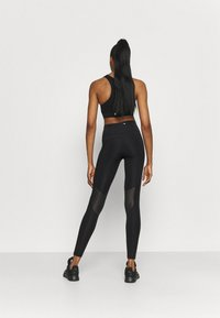 Nike Performance - EPIC FAST - Collants - black/silver - 2