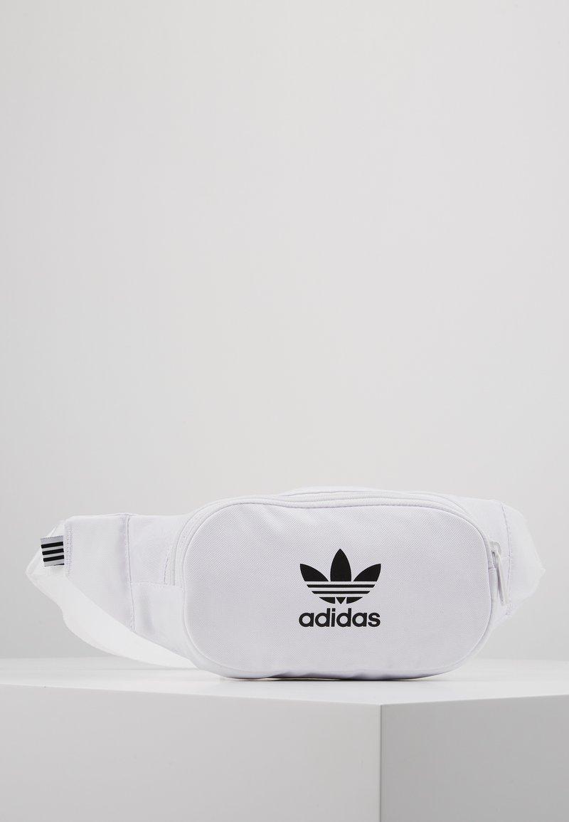 adidas Originals - ESSENTIAL CBODY UNISEX - Riñonera - white